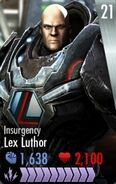Lex Luther Insurgency