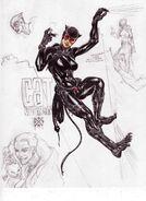 Catwoman Concept Art
