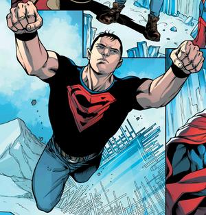 Superboy Injustice