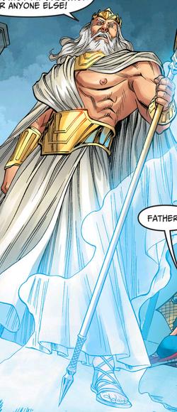 Zeus Injustice