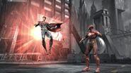 Superman vs Flash