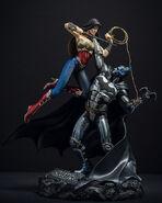 Wonder vs Batman Euro Edition