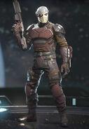 Deadshot - Hard Target