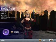 Harley Quinn Arkham