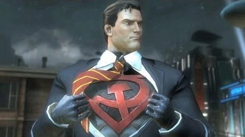 Injustice Gods Among Us - Red Son S.T.A.R Lab ★★★ - Superman Mission 257-260 (HD)