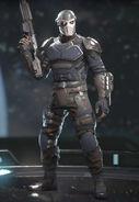 Deadshot - .45 Caliber