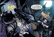 Black Canary IGAU Comic