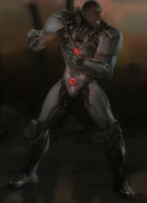 Cyborg in Archives