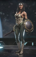 Wonder Woman - Great Hera! - Alternate