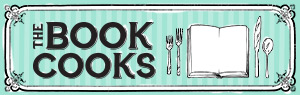 The Book Cooks button