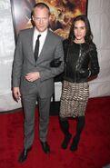Paul Bettany and Jennifer Connelly Inkheart New York Premiere