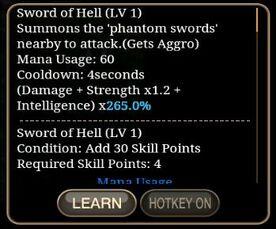 Sword of Hell