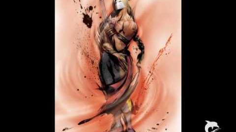 Vega's Theme (Super Street Fighter IV)