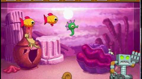 Insaniquarium - How to use Special Pets - Stanley