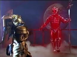 Lord Zedd And Goldar