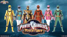 Mystic Force Yay Its Back