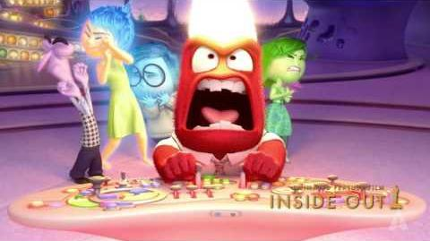 """""""Inside Out"""" winning Best Animated Feature Film"""