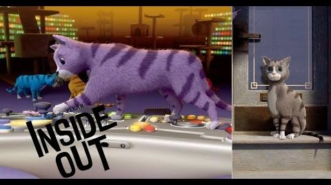 Inside out cat's End Credits