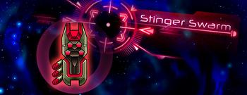 Stinger-swarm