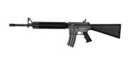 INS M16A4 old