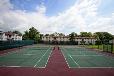Lavoie Tennis Courts