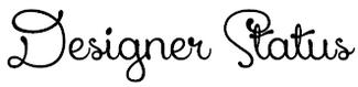 DesignerStatuswordmark