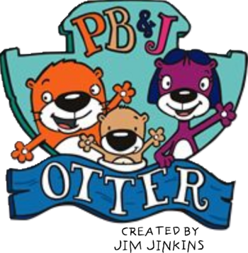 Pb otter cartoon pizza pics