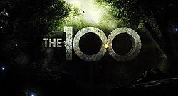 Series logo for The 100.png