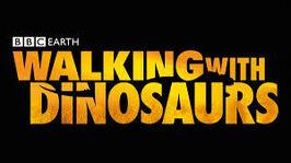 Walking With Dinosaurs logo