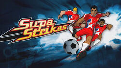 Supa Strikas TV series