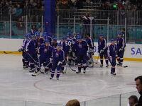 Slovakia men's ice hockey team in 2002