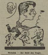 Malecek Caricature