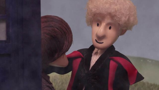 File:Puppet Doctor 11 and Zygon (disguised).jpg