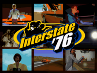 Interstate '76 Cast