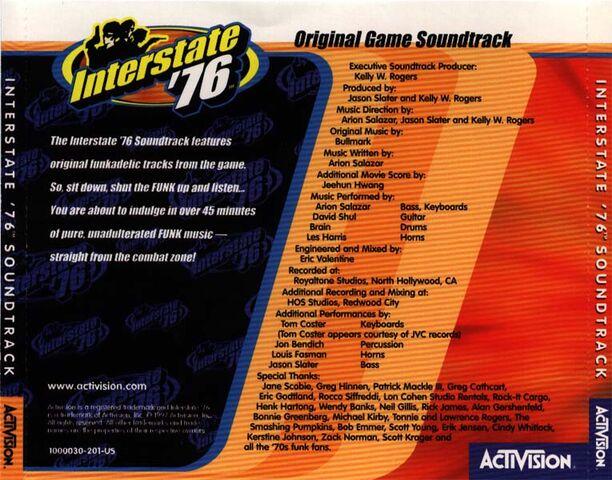 File:Interstate '76 Soundtrack-Back.jpg
