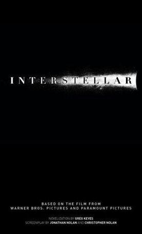 Interstellar novel