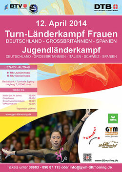 Poster 2014 munich