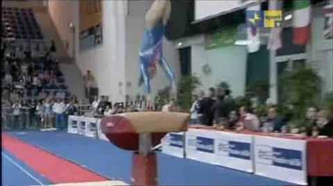 Elisabetta Preziosa VT Jesolo 2010