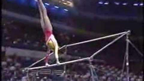 Yang Yun - 2000 Olympics EF - Uneven Bars