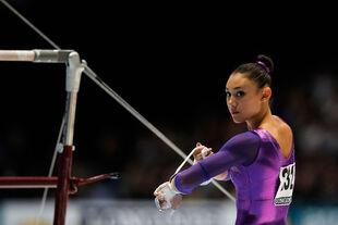 Kyla Ross Artistic Gymnastics World Championships kMdjSaCEoogl