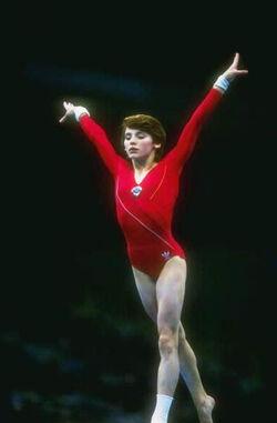 Shevchenko elena 1986 goodwill games