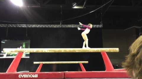 Varvara Zubova - Russia - International Gymnix 2016