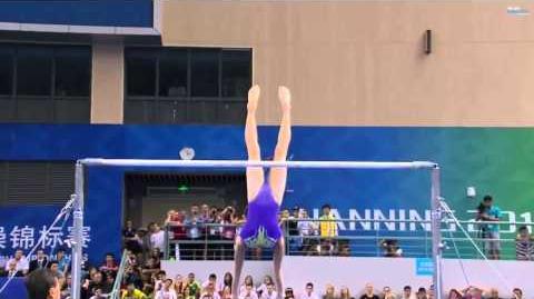Huang Huidan UB 2014 Worlds EF 1