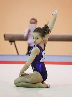 Levshina kristina 2012 russian jr champs