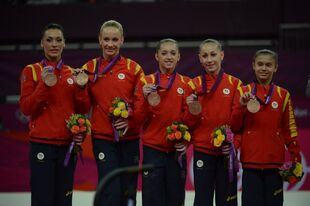 Romania-team-london-gymn