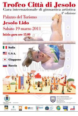 Poster 2011 jesolo