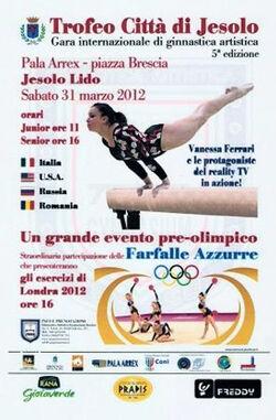 Poster 2012 jesolo