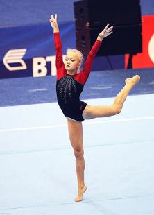 Fyodorova polina 2013 rus cup