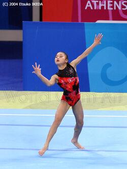 Kang yun-mi 2004 olympics