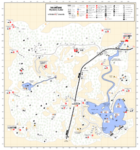 Mystery Lake map by whiteberry-toarda